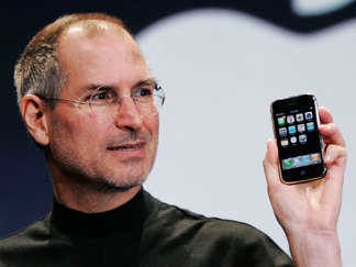 steve jobs holding iphone resized 600