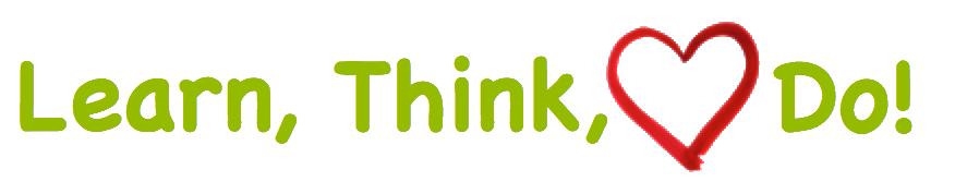 Learn_think_heart_do